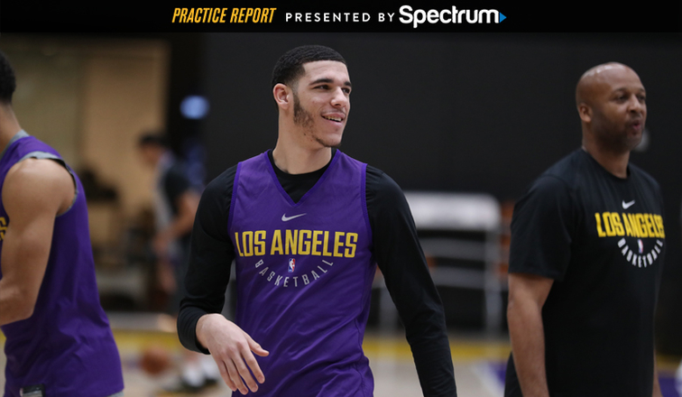 Lonzo Ball expecting first child with girlfriend Denise Garcia