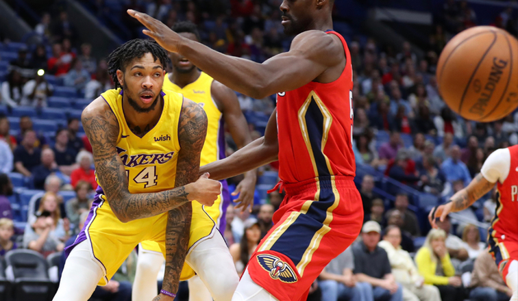 Lakers Unable to Overcome Defensive Woes in New Orleans