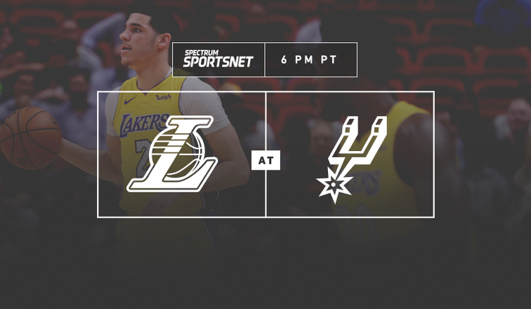 Lakers-Spurs Game Day