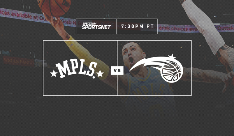 Lakers-Magic Game Day