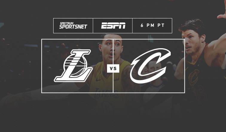Lakers-Cavaliers Game Day