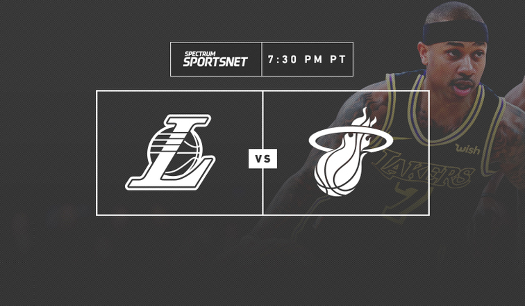 Lakers-Heat Game Day
