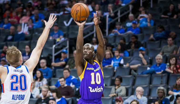 Lakers' Andre Ingram receives huge praise from National Basketball Association  players for impressive debut
