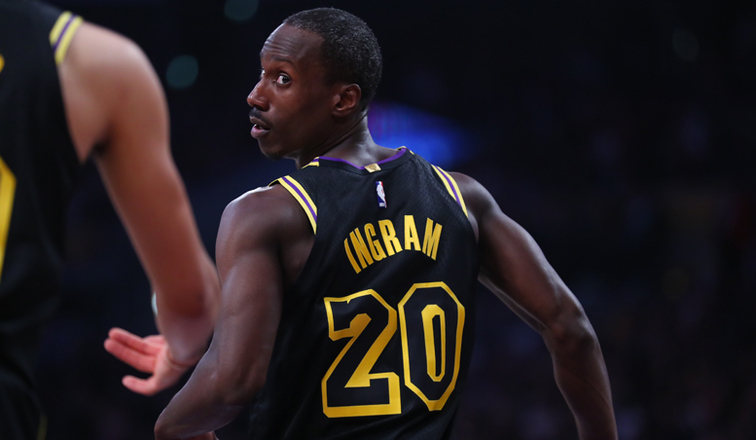972caa448e4 Andre Ingram Scores 19 in Storybook NBA Debut