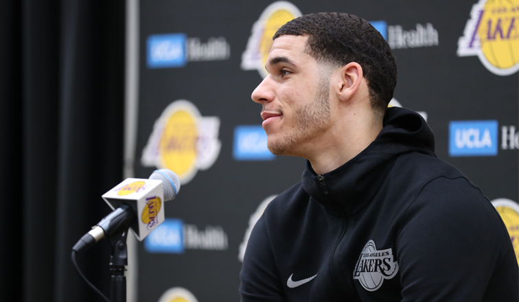 Lonzo Ball Exit Interview