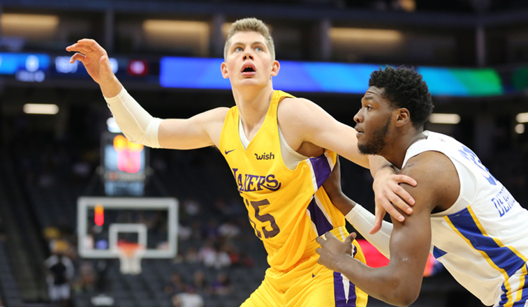 dae192aaa 3 Things to Know  Lakers vs. 76ers (Summer League)