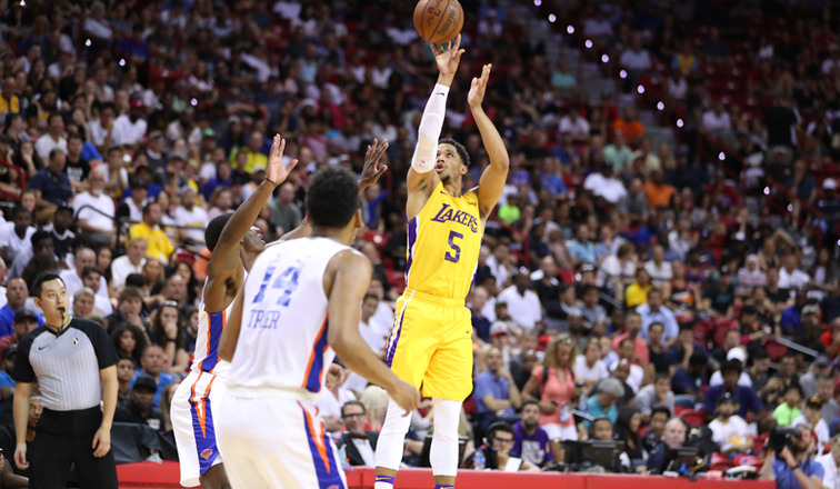 aac3c9f48 3 Things to Know  Lakers vs. Clippers (Summer League)