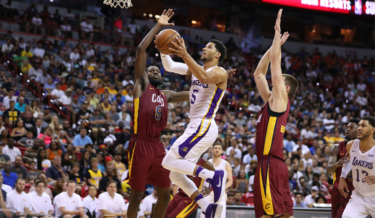 6c5422fb0 Running Diary  Lakers vs. Cavaliers (Summer League Semifinals)