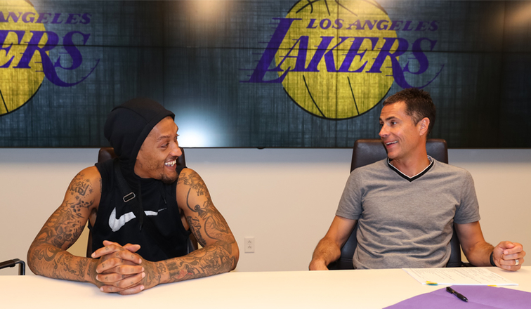 Michael Beasley  Joining Lakers a  Chance to be Part of Something Special    3fd904e7d