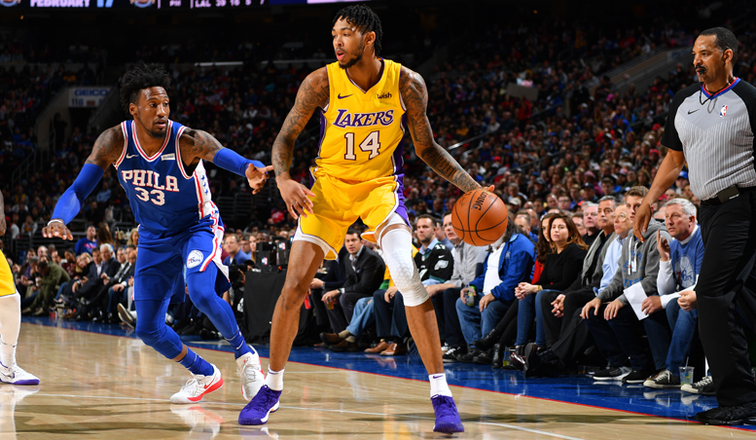9ffcc5e6c6a 2018-19 Lakers Schedule Breakdown: January | Los Angeles Lakers