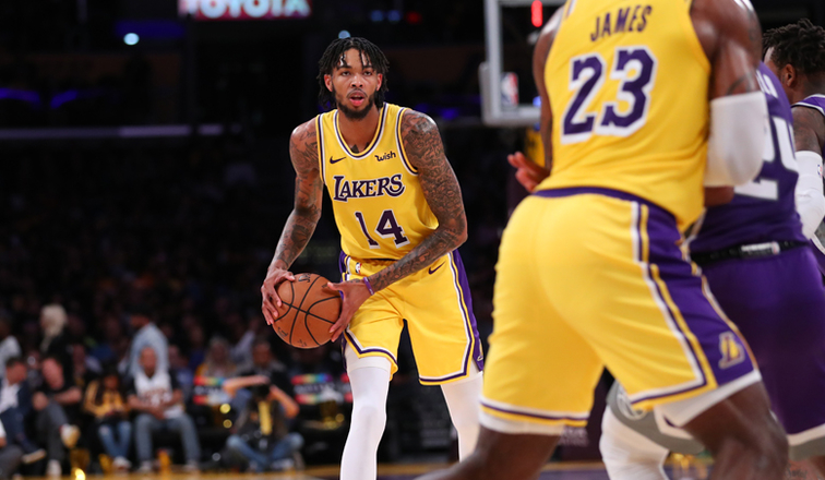 dd125a128 Ingram's Length, Versatility on Display in Lakers' First Preseason Win |  Los Angeles Lakers