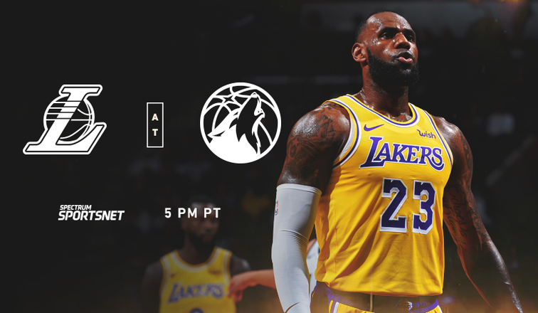 a8f3c7a27c5 3 Things to Know  Lakers at Timberwolves (10 29 18)