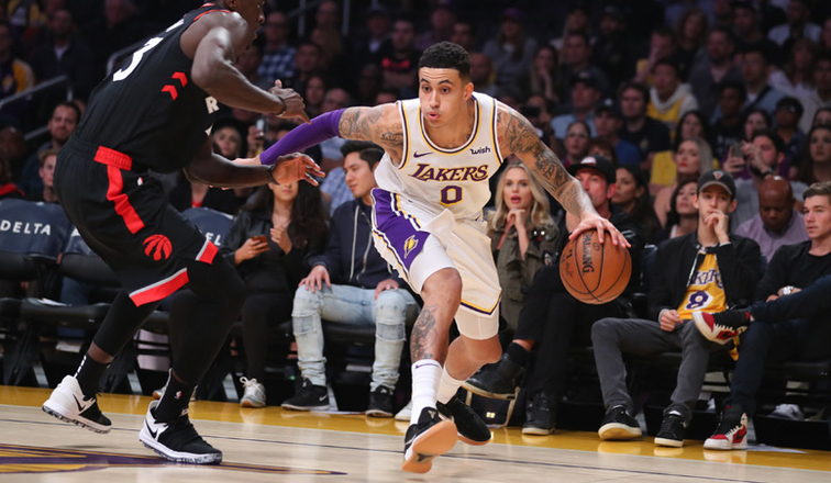 Lakers Vs Raptors Detail: Los Angeles Lakers