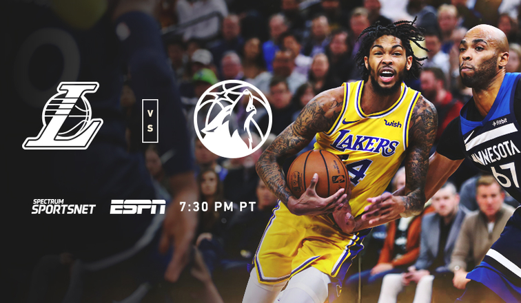 3 Things to Know  Lakers vs. Timberwolves (11 7 18)  85143a2e2