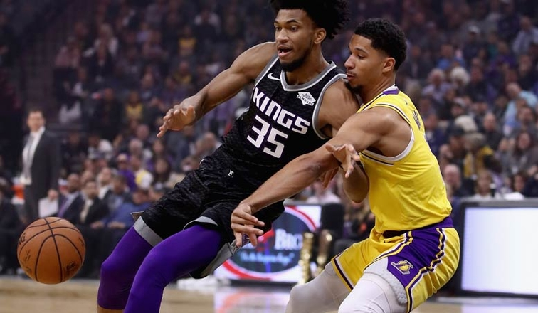 4e46bfe2d Lakers  Defense Locks Down Kings for 4th Win in 5 Games