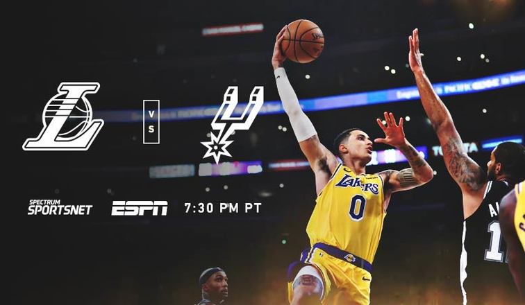 f51c6d60b 3 Things to Know  Lakers vs. Spurs (12 5 18)