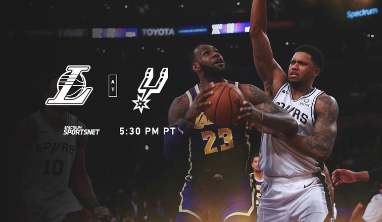 8cd68ebfea9 3 Things to Know  Lakers at Spurs (12 7 18)