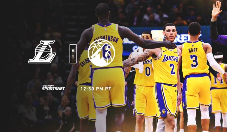 b7e673c0bb2 Lakers at Timberwolves: 3 Things to Know (1/6/19) | Los Angeles Lakers