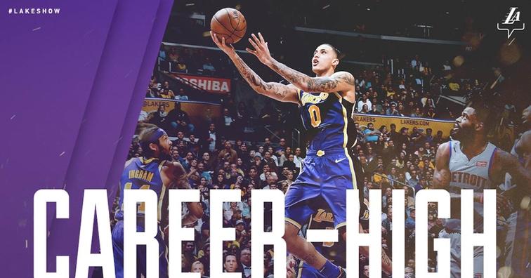 5e67be9a41c Kuz Control  41 Points in Only 3 Quarters