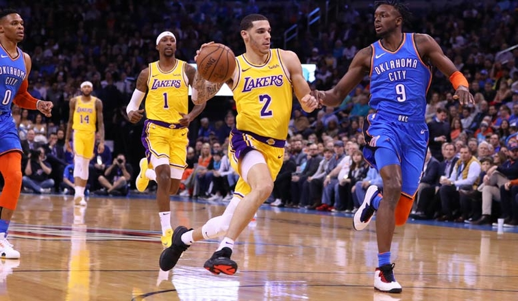 Young Lakers Answer Call in Overtime Comeback at OKC  2265df04a