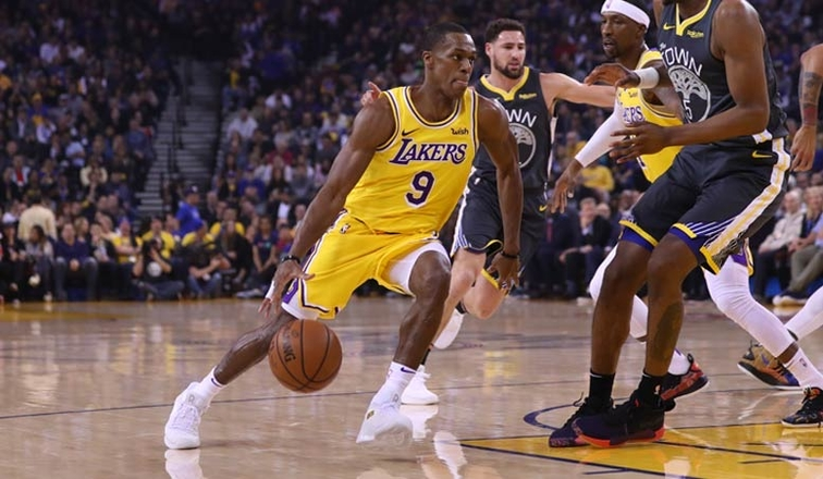 Lakers Fall to Warriors at Oracle  1c53ec9a0