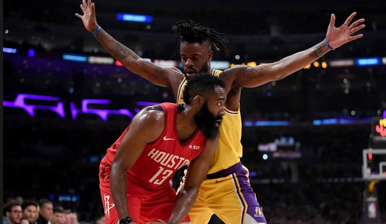 14f8c92e69a How the Lakers Found Their  Defensive Mojo  Against the High-Octane Rockets