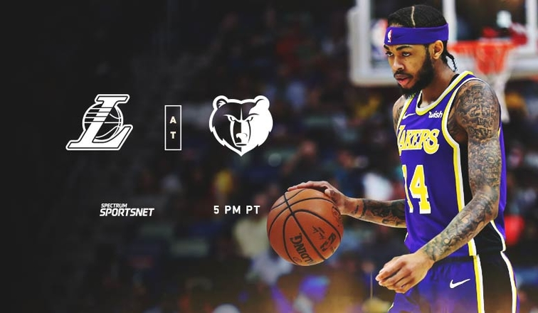 Lakers at Grizzlies  3 Things to Know (2 25 19) 1882117d2