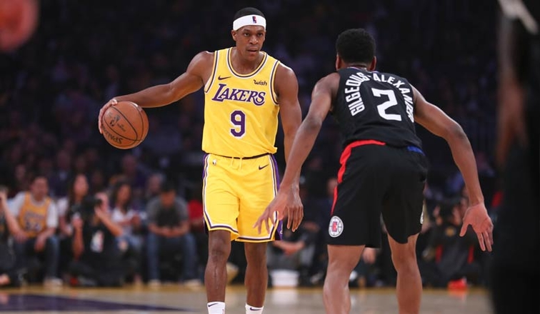 ee1cd78b28f9 Lakers Suffer Another Setback in Loss to Clippers