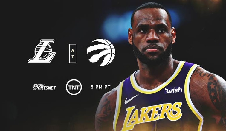 da4568eff5d Lakers at Raptors  3 Things to Know (3 14 19)