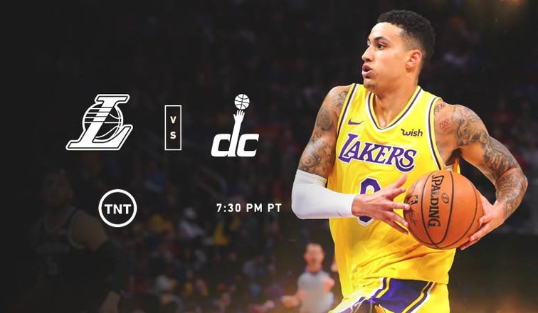 Lakers-Wizards Game Day