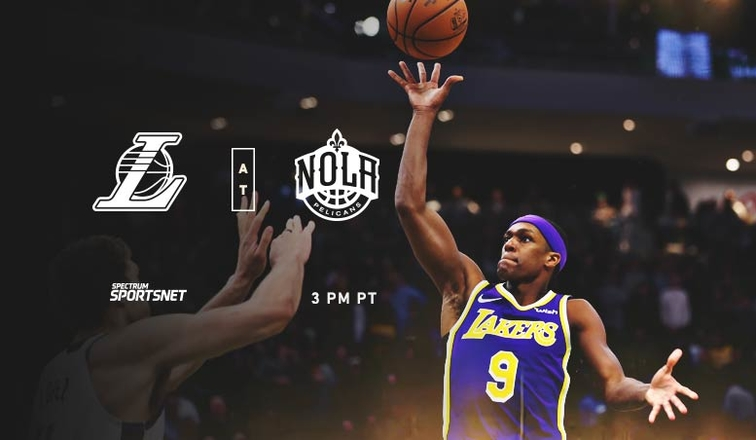 Lakers-Pelicans Game Day