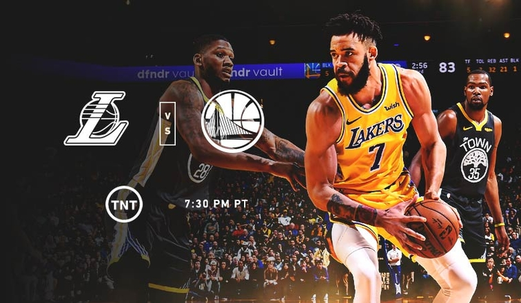 Lakers-Warriors Game Day