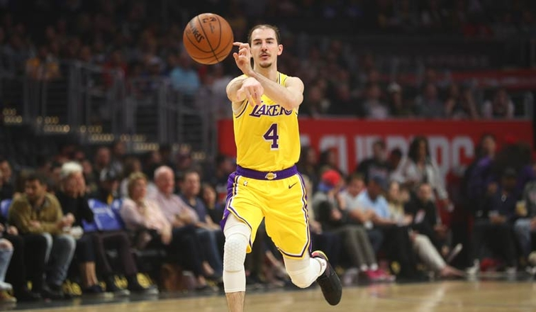 Image result for alex caruso 2019