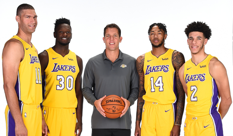 b3b36785b46 Meet the Lakers  2017 Training Camp Roster