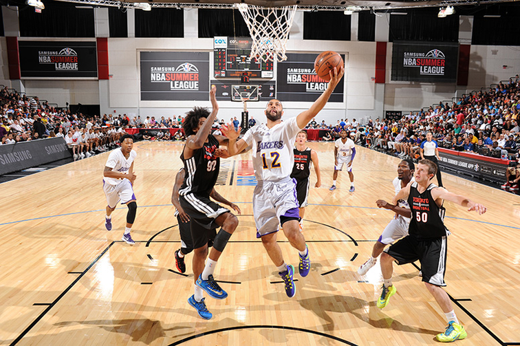 Lakers Summer League 2014 Game 1