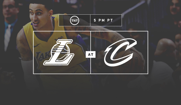 Lakers Cavaliers Game Day