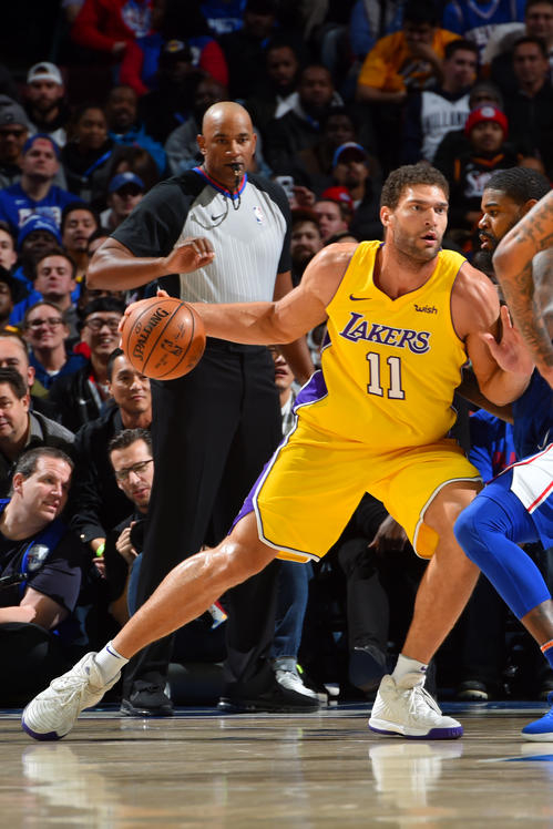 76ers | Los Angeles Lakers