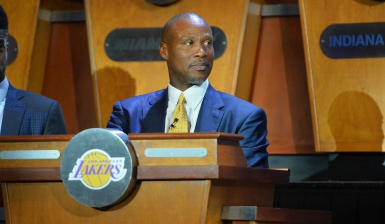 Post-Draft Reaction: Byron Scott | Los Angeles Lakers