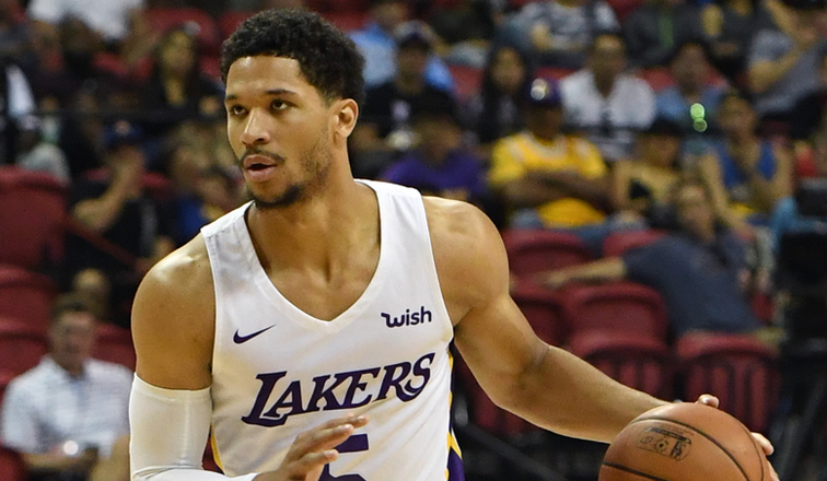 9c6e0cf48 Josh Hart Named MVP of MGM Resorts NBA Summer League 2018
