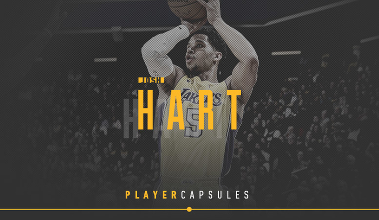 Josh Hart Player Capsule