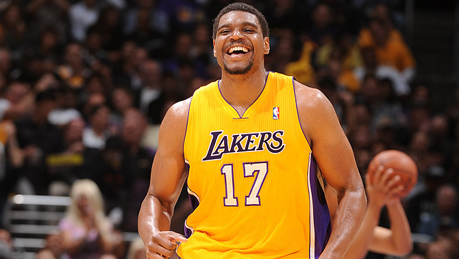 1d0842067fb Lakers Exercise Contact Option on Andrew Bynum | Los Angeles Lakers