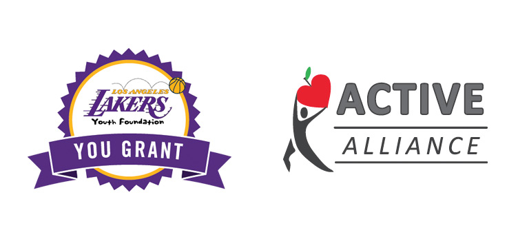 Lakers Youth Foundation and Active Alliance
