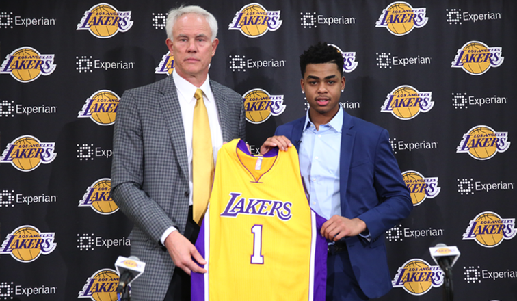 Introductory Press Conference  D Angelo Russell  8b566760e