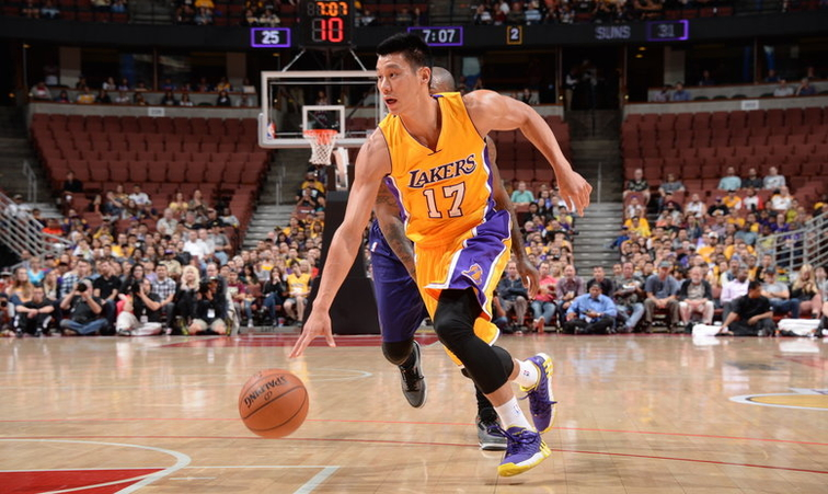 2616d1d2dec1 Lin s Return Sparks Lakers in Overtime Loss