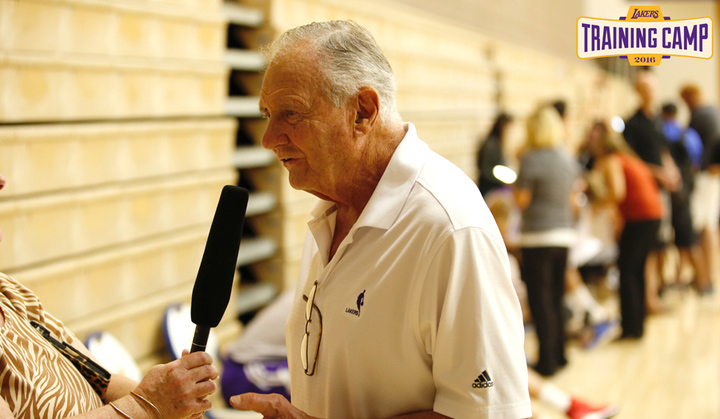 Photos: 2016 Lakers Training Camp
