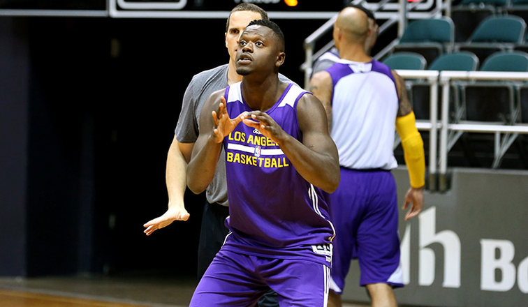 Randle Ready to Roll