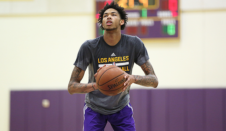 Image result for lakers brandon ingram
