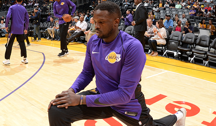 Luol Deng, Los Angeles Lakers reach agreement on buyout