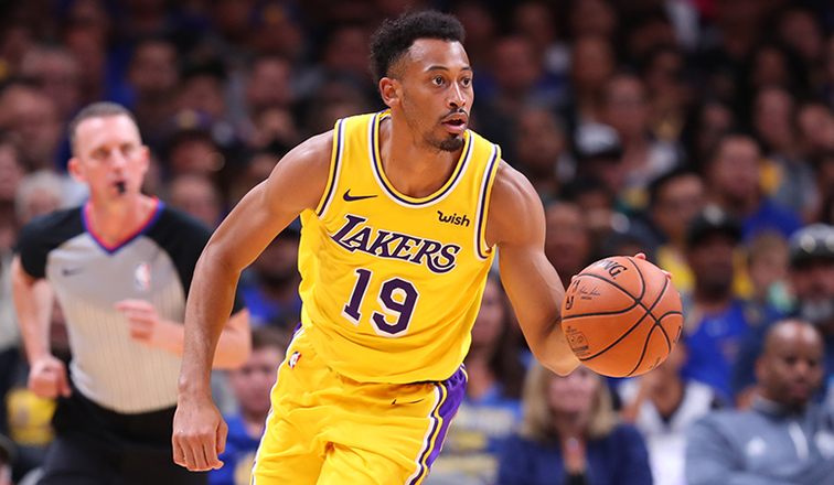 Jonathan Williams Wallpaper: Lakers Cortan A Johnathan Williams Y Scott Machado