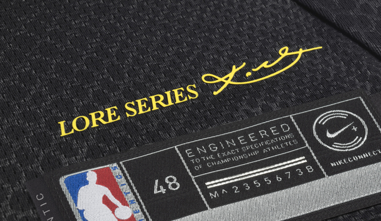Lakers Introduce Lore Series  7ba7299af